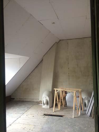 gipsplafond af