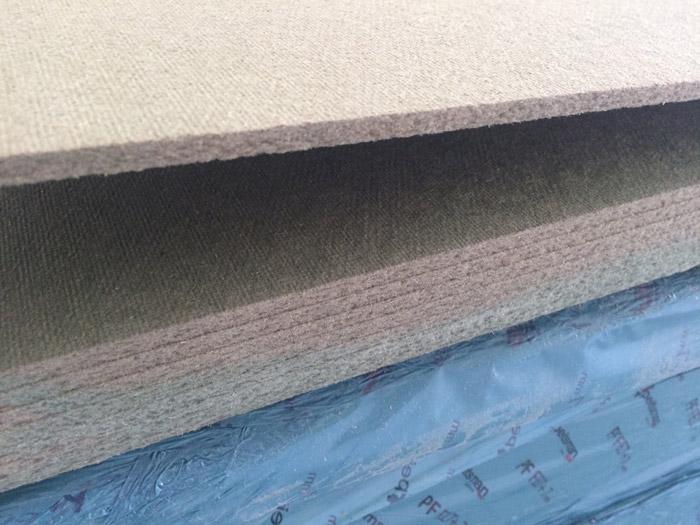 ondervloer platen