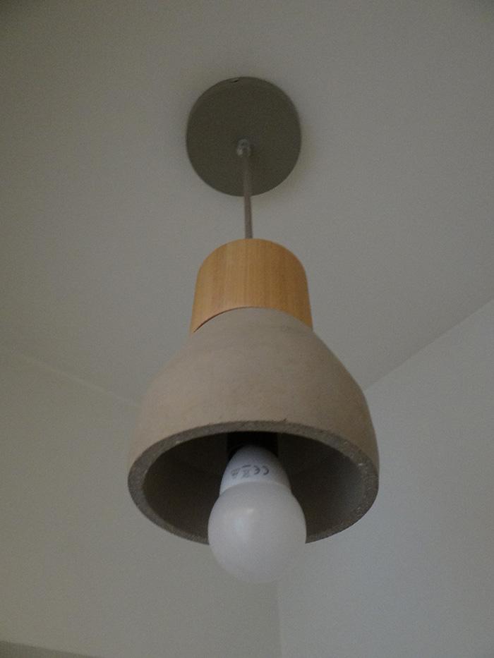 hanglamp betonlook
