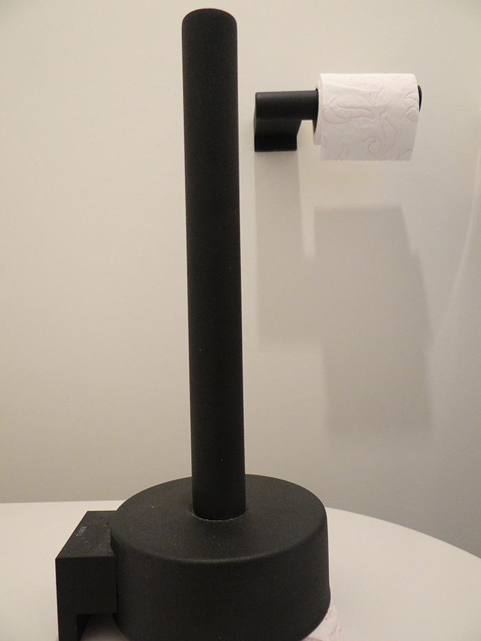 wc accessoires zwart 190105 ontwerp inspiratie voor de badkamer en de kamer inrichting. Black Bedroom Furniture Sets. Home Design Ideas