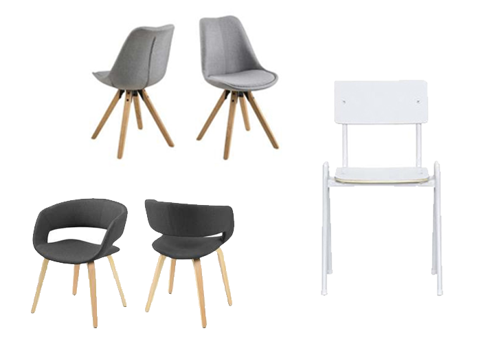 Inspiratie eettafel stoelen: Mix & Match - LiveLoveHome