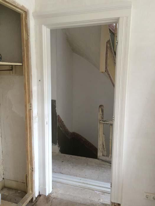 sierlijsten deur