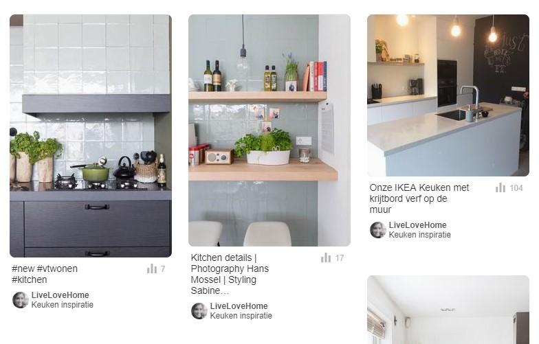 Keuken Tegels Ikea : Nieuwe keukentegels: op slag verliefd. livelovehome
