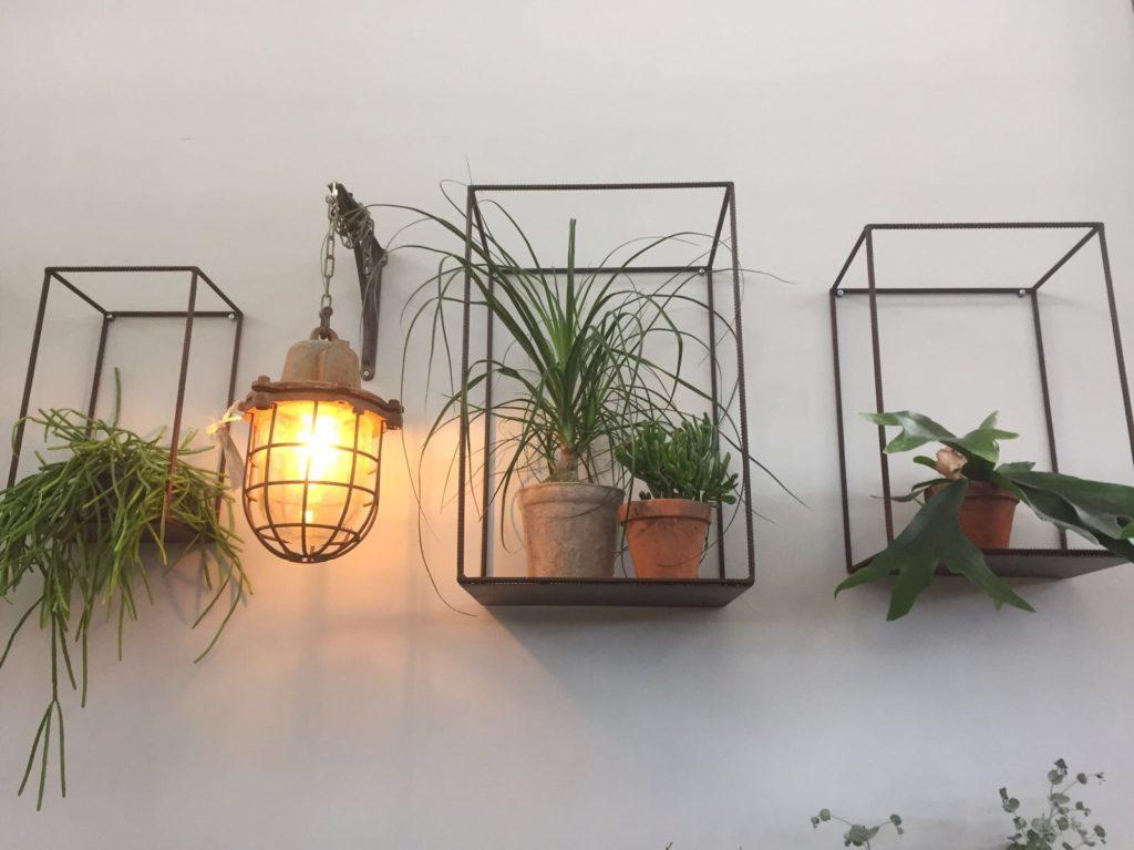 vt wonen design beurs 2017 stalen draadmanden