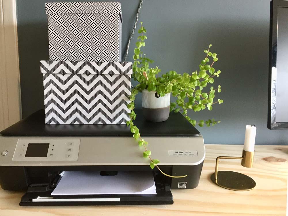diy werkplek printer
