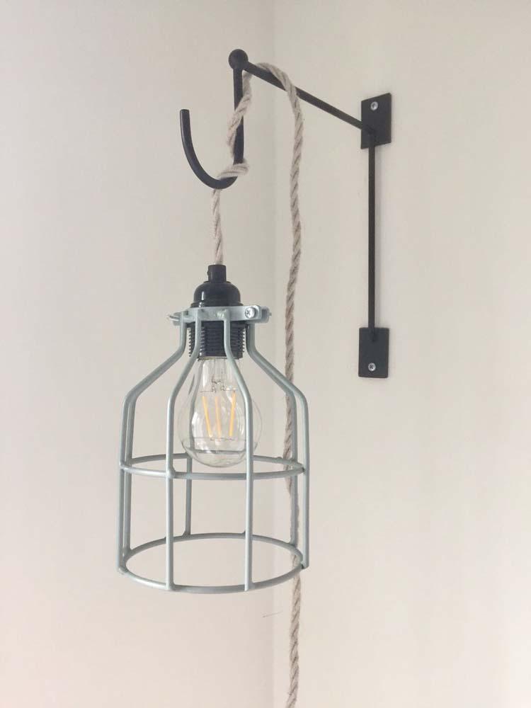 hanglamp stoer babykamer