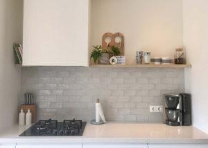 Tegels In Keuken : Nieuwe tegels keuken livelovehome