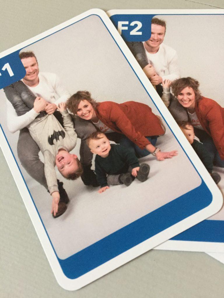 gezin kwartet