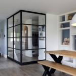 Stalen taatsdeuren – Eyecatcher in onze nieuwe woning